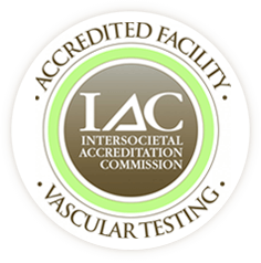 IAC Accreditation for Vascular Testing