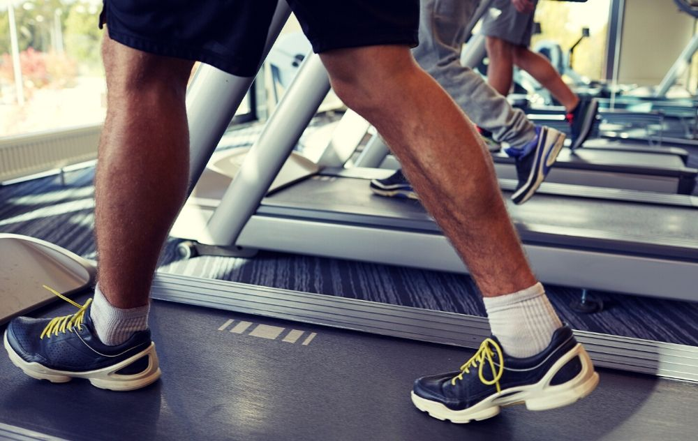 what causes varicose veins in men